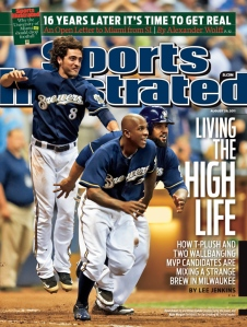 SI Cover Brewers