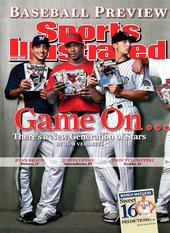 Ryan Braun on the 2008 Baseball Preview Issue