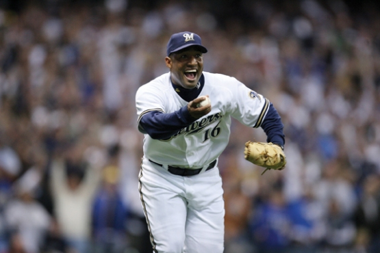 Solomon Torres was a Brewers reliever during the 2008 season.