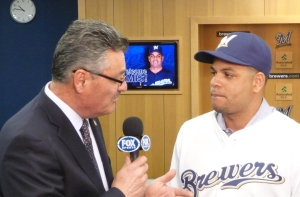 Bill Schroeder interviews Aramis Ramirez