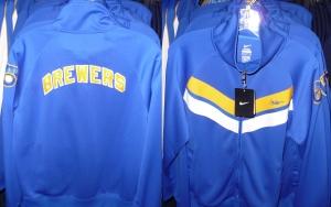 Nike Track Jacket, $60