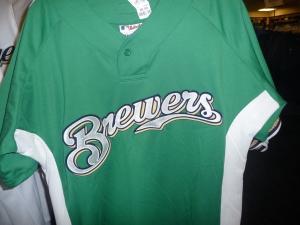 St. Patrick's Day Jersey, $50