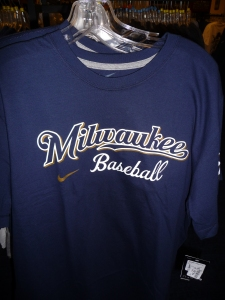 Nike Milwaukee shirt, $15