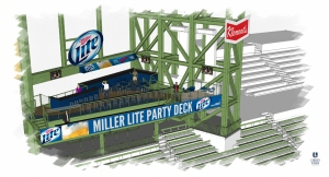 Miller Lite Party Deck (aerial)