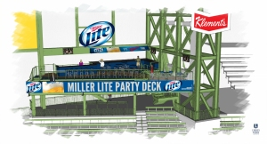 Miller Lite Party Deck (front)