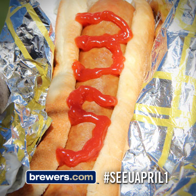 Hungry for Brewers Baseball?
