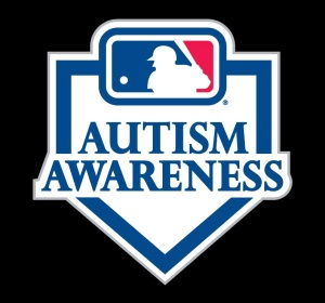 MLB Autism Awareness Logo