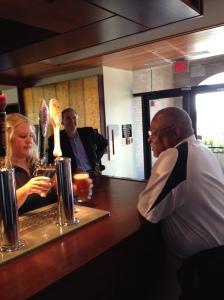 Bernie's Barrelman Ale