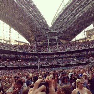 Miller Park Kenny Chesney