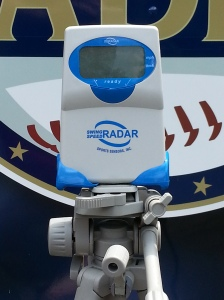 Sports Radar Device