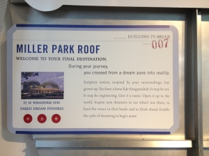 Miller Park Roof Discovery World