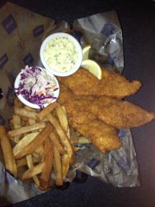 Miller Park Fish Fry