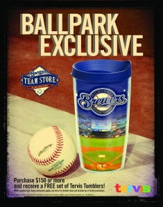 Brewers Tervis