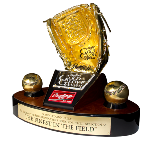 Carlos Gomez will receive one of these awards on November 8 in New York City.