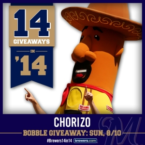 MB-14 All Fan Reveal-Bobble-Chorizo