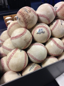 Game used baseballs from $10.