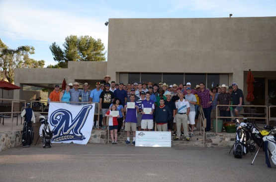 The Cowboy Golf event raised about $3,000 for Special Olympics of Phoenix.