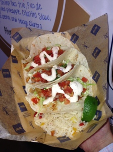 The Shrimp Taco Trio will have Brewers fans California dreamin'
