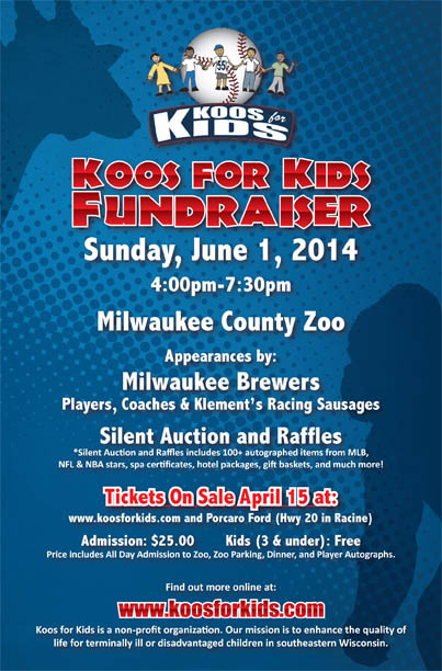 Koos for Kids Fundraiser