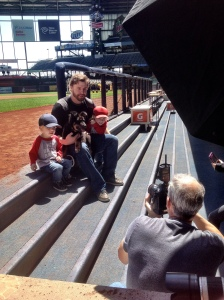 Mark Reynolds and sons.