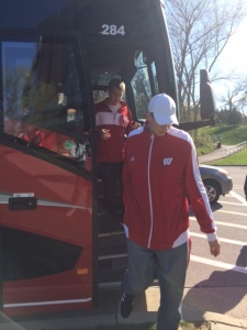 Badgers Bus
