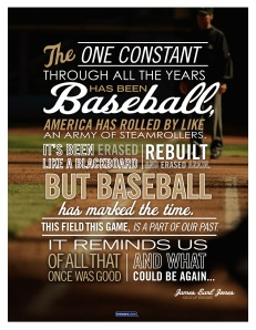 Brewers Field of Dreams Quote