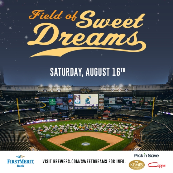 Brewers Field of Sweet Dreams
