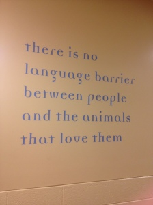 Wisconsin Humane Society Tour