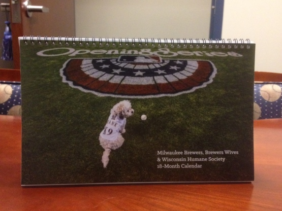Brewers Pet Calendar