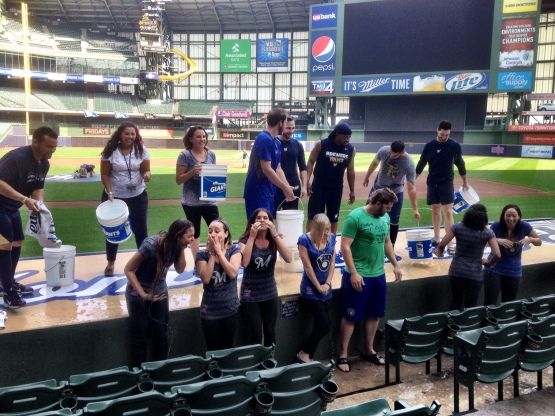 Brewers Wives Ice Bucket AFTER