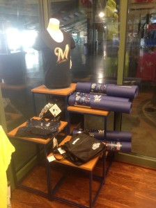 Brewers Yoga Mat