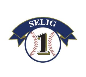 Selig Retired Number Miller Park