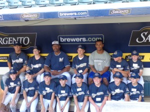Brewers Baseball Academy 2
