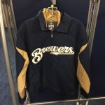This Brewers Majestic Authentic Premier Jacket is just $40 (originally $150).