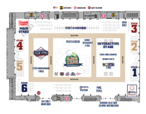 Brewers On Deck Map 2015