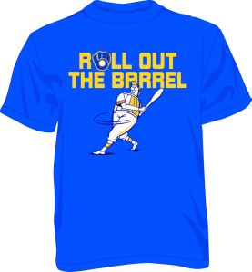 MB-15_TShirt Friday-Roll Out the Barrel-Royal