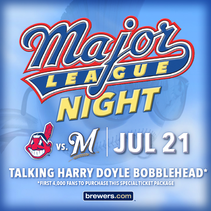 Milwaukee Brewers Bedroom In A Box Major League Baseball: Theme Nights Coming To Miller Park In 2015; Brewers To