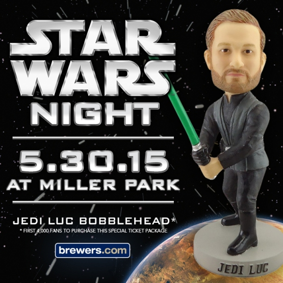 MB-15 Star Wars Night-Social