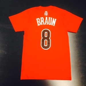 Ryan Braun All-Star Tee