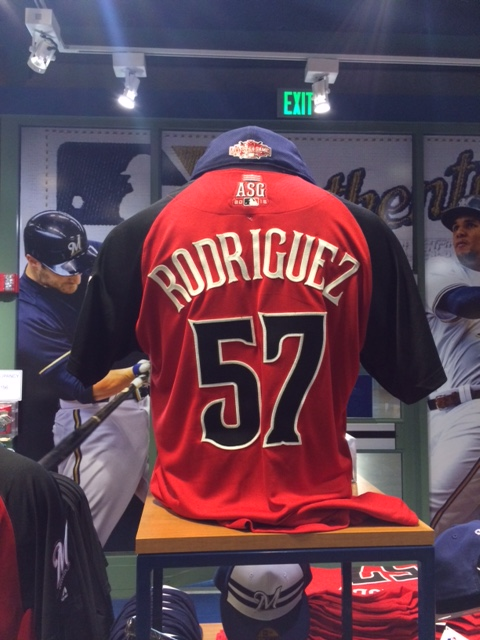 K-Rod All-Star Jersey & Cap