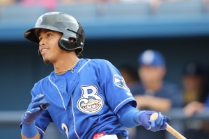 Orlando Arcia, Brewers Minor League Player of the Year Photo: Mike Kerbs