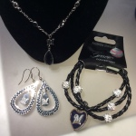 Even jewelry is on sale. Sale prices range from $10.50-42 (Reg. $15-60).