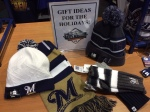 Keep warm AND stylish with Brewers winter gear (Reg. $25-35; Sale $17.50-24.50)