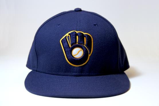 16-Navy B&G Cap