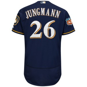 Brewers Spring Training Jersey 2016