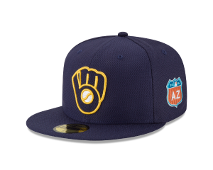 BREWERS Spring Training Hat