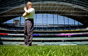 The late Gary Vanden Berg has been elected into the MLB Groundskeepers Hall of Fame. Photo by Tom Lynn