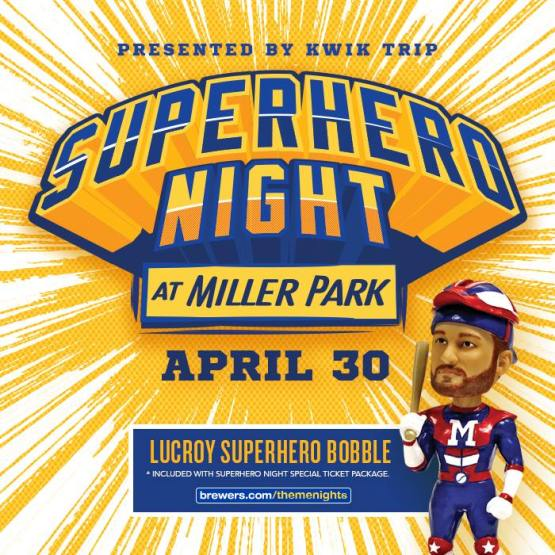 Superhero Night