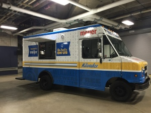 Brewers Treat Truck