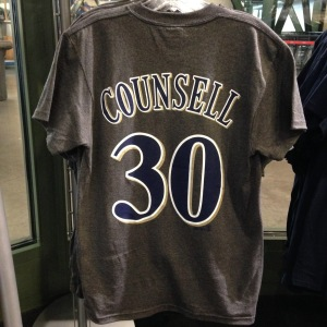 Counsell - Back